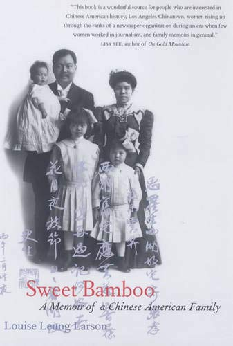 9780520230781: Sweet Bamboo: A Memoir of a Chinese American Family