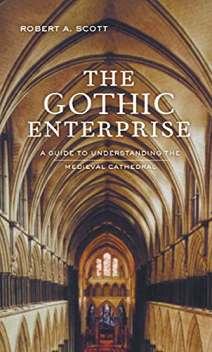 9780520231771: The Gothic Enterprise: A Guide to Understanding the Medieval Cathedral