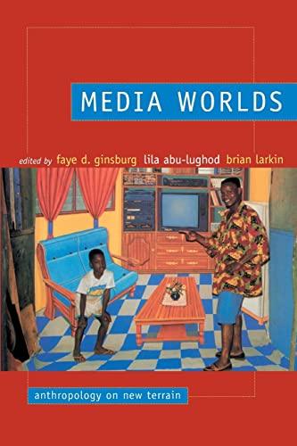 9780520232310: Media Worlds: Anthropology on New Terrain