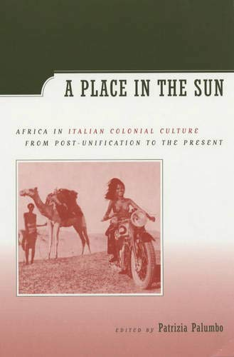 A Place in the Sun: Africa in: Palumbo, Patrizia [Editor];