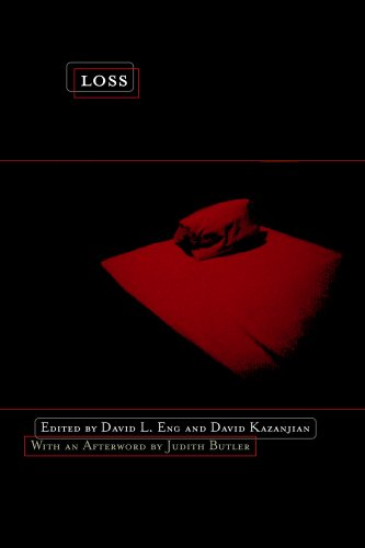 9780520232358: Loss: The Politics of Mourning