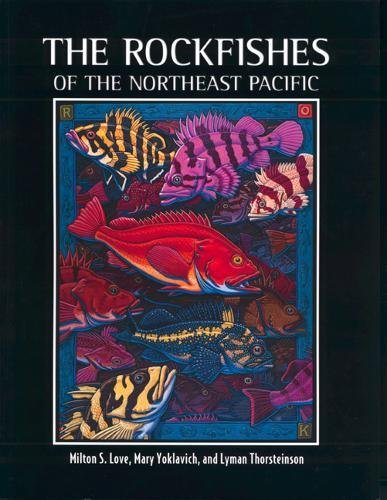 9780520234383: The Rockfishes of the Northeast Pacific