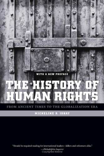 9780520234963: The History of Human Rights: From Ancient Times to the Globalization Era
