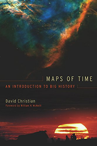 9780520235007: Maps of Time: An Introduction to Big History (California World History Library)