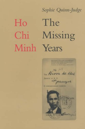9780520235335: Ho Chi Minh: The Missing Years