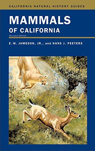 9780520235816: Mammals of California (California Natural History Guides)