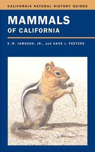 9780520235823: Mammals of California (California Natural History Guides)