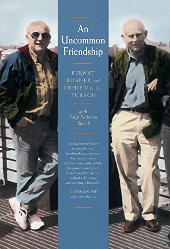 9780520236899: An Uncommon Friendship: From Opposite Sides of the Holocaust