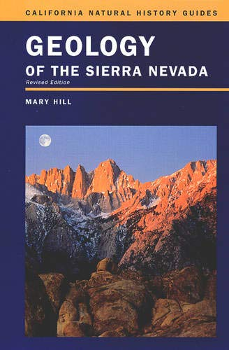 9780520236967: Geology of the Sierra Nevada (California Natural History Guides)