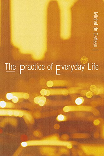 9780520236998: The Practice of Everyday Life