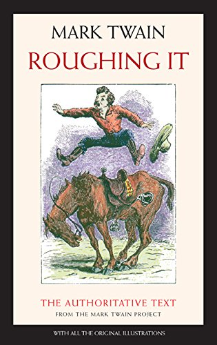 9780520238923: Roughing It (Mark Twain Library)