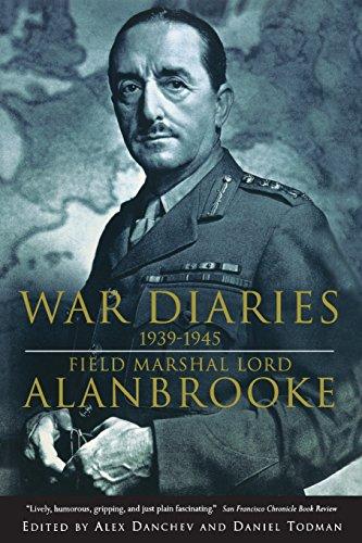 War Diaries 1939-1945: Alanbrooke, Field Marshal Lord, Alanbrooke, Field Marshall