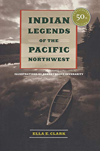 9780520239265: Indian Legends of the Pacific Northwest