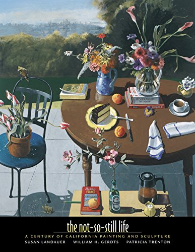 9780520239388: The Not-So-Still Life: A Century of California Painting and Sculpture