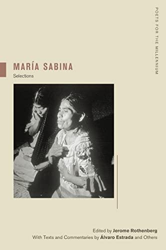9780520239531: Maria Sabina: Selections