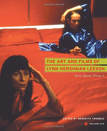 9780520239708: The Art and Films of Lynn Hershman Leeson: Secret Agents, Private I