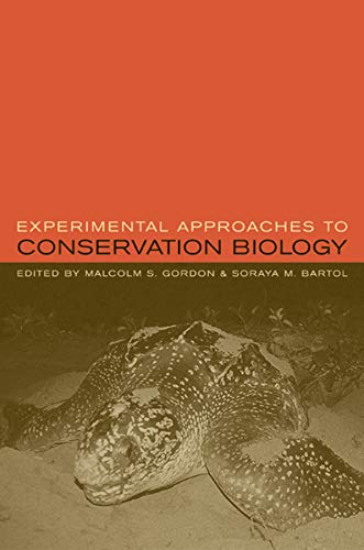 9780520240247: Experimental Approaches to Conservation Biology