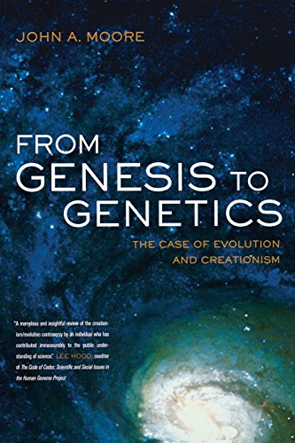 9780520240667: From Genesis to Genetics: The Case of Evolution and Creationism