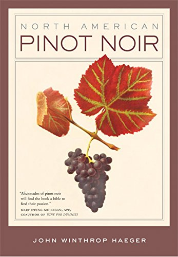 9780520241145: North American Pinot Noir