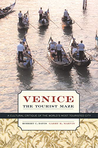9780520241206: Venice, the Tourist Maze: A Cultural Critique of the World's Most Touristed City