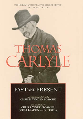 THOMAS CARLYLE PAST AND PRESENT EBOOK DOWNLOAD