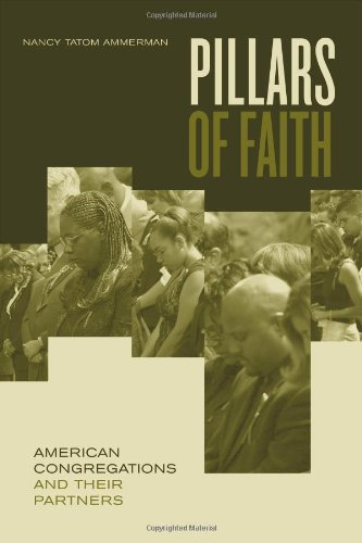 9780520243118: Pillars of Faith: American Congregations and Their Partners
