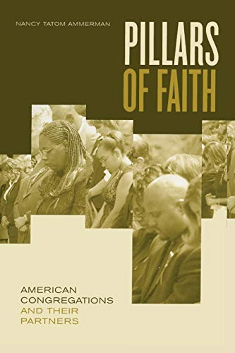 9780520243125: Pillars of Faith: American Congregations and Their Partners