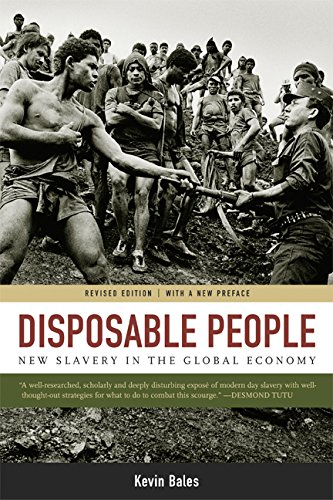 9780520243842: Disposable People: New Slavery in the Global Economy