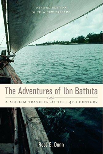 9780520243859: The Adventures of Ibn Battuta: A Muslim Traveler of the Fourteenth Century