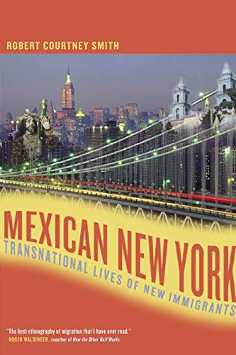 9780520244139: Mexican New York: Transnational Lives of New Immigrants