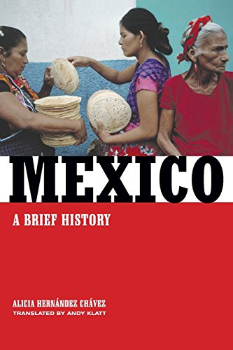 9780520244917: Mexico: A Brief History