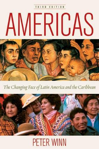 9780520245013: Americas: The Changing Face of Latin America and the Caribbean, 3rd Edition
