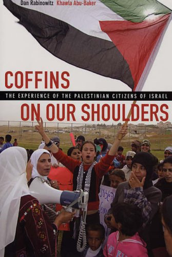 9780520245570: Coffins on Our Shoulders: The Experience of the Palestinian Citizens of Israel