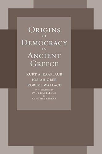 9780520245624: Origins of Democracy in Ancient Greece
