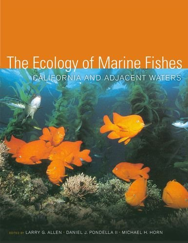 9780520246539: The Ecology of Marine Fishes: California and Adjacent Waters
