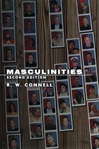 9780520246980: Masculinities