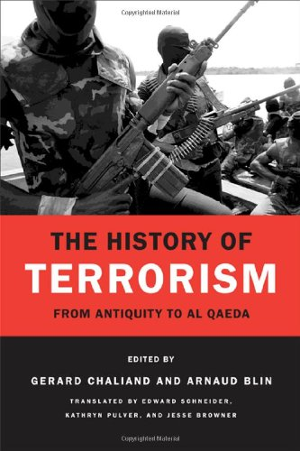 9780520247093: The History of Terrorism: From Antiquity to al Qæda