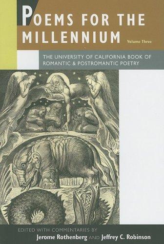 9780520247352: 3: Poems for the Millennium, Volume Three: The University of California Book of Romantic & Postromantic Poetry