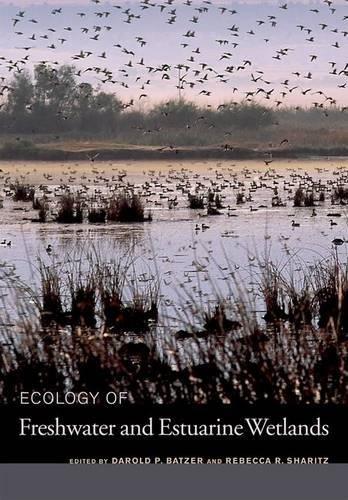 9780520247772: Ecology of Freshwater and Estuarine Wetlands
