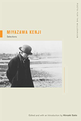 9780520247796: Miyazawa Kenji: Selections (Poets for the Millennium)