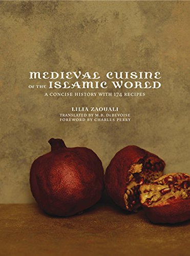 9780520247833: Medieval Cuisine of the Islamic World: A Concise History with 174 Recipes (California Studies in Food and Culture)