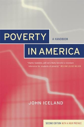 9780520248410: Poverty in America: A Handbook, Second Edition, with a New Preface