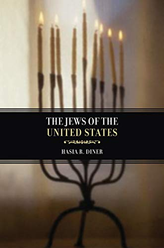 9780520248489: The Jews of the United States, 1654 to 2000