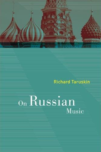 9780520249790: On Russian Music