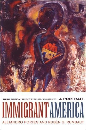 9780520250413: Immigrant America: A Portrait, 3rd Edition