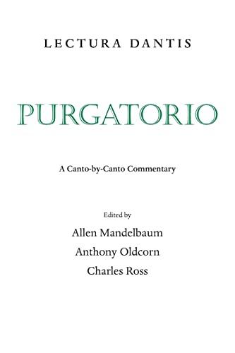 9780520250567: Lectura Dantis: Purgatorio