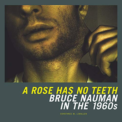 A Rose Has No Teeth: Bruce Nauman in the 1960s: Lewallen, Constance M., Wagner, Anne M., Riley, ...