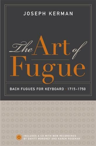 9780520253896: The Art of Fugue: Bach Fugues for Keyboard, 1715-1750