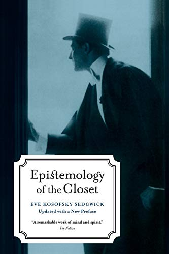 9780520254060: Epistemology of the Closet, Updated with a New Preface