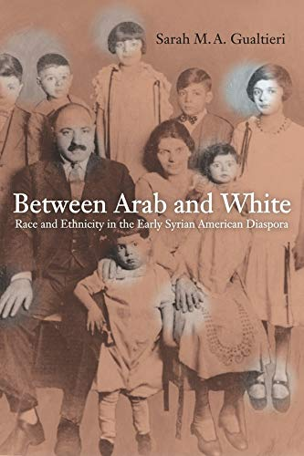 9780520255340: Between Arab and White: Race and Ethnicity in the Early Syrian American Diaspora (American Crossroads)